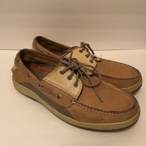 Sperry High Tops Boatshoes 12M